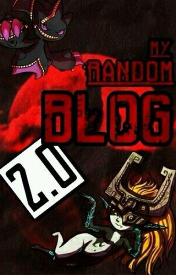 My Random Blog 2.0