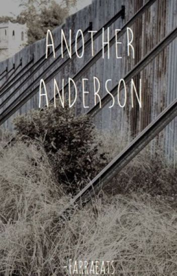 Another Anderson {Carl Grimes}