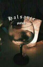18 - Halsanie by poisensoul
