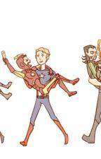 Imaginas De Marvel by -queenhuman