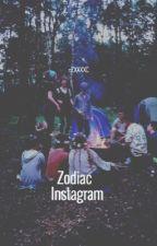 Instagram →Zodiac← by zxaxxc