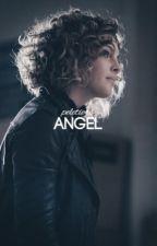 angel → carl grimes by peletiers
