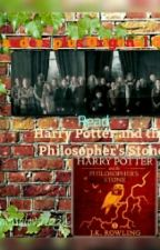 Marauders plus Original  Order read Harry Potter and The Philosopher's Stone by fantasylover1234