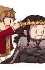 Thorin x Bilbo  by ElTioJuanoJuatson123