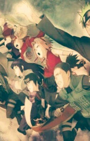 ¡¿YO?!, ¿En Naruto?