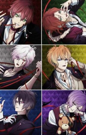Diabolik Lovers One Shots & Lemons (Requests Open) by tacotacoyayay