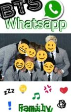 BTS Whatsapp by Hello_Vkook