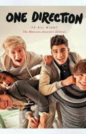 One Direction-Up All Night (Letras En Español)Edicion  by MyAngelsWithout