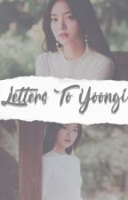 letters to yoongi → yoonmin by princekths