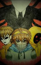 Slenders first proxy(Creepypasta x reader by king_stitches