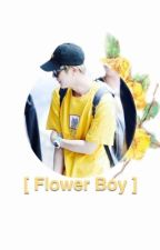 flower boy ➣ ksj+knj by Aesthetic_Suga