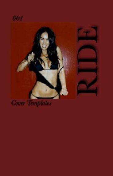 RIDE ↝ COVER TEMPLATES