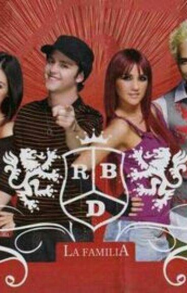RBD LA FAMILIA 'Una Cancion '