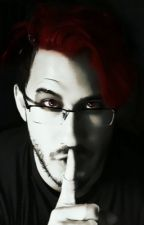 Darkness Rises (Darkiplier x Reader) by GoGently_Rage