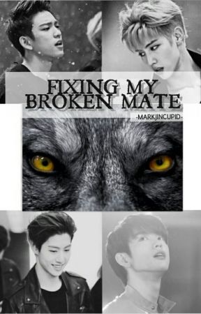 Fixing My Broken Mate  by markjincupid