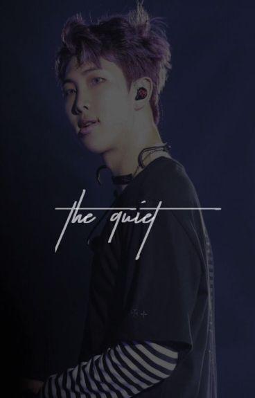the quiet ☾yoonmin