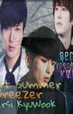 That Summer Breeze Versi KyuWook by gitaputri05