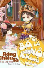 Ráng Chiều Tà, Tôi Là Bà Nội Khang Hy- Vô Tụ Long Hương  by WyWy2244