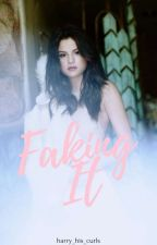 Faking It || Harlena by harry_his_curls