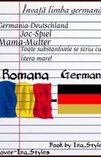 Învață limba germană  by iambackbitches