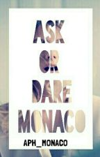 Ask Or Dare Monaco by APH_Monaco