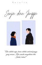 Senja Dan Jingga by fairyofunicorn