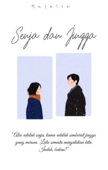 Senja Dan Jingga