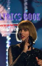 LYRICS BOOK by -OutOfStyles-