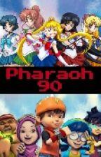 Pharaoh 90 by fitria25