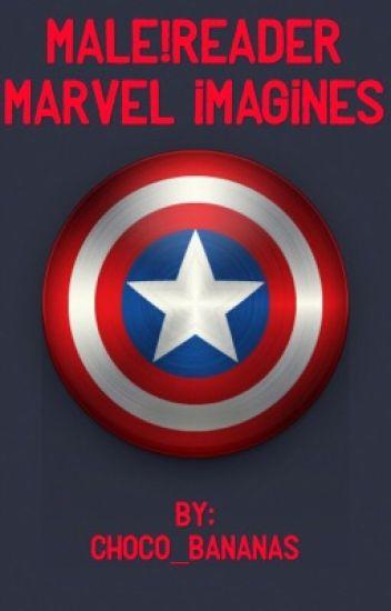 Male!Reader Marvel Imagines