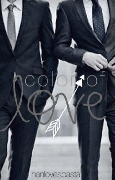 Color of Love [Gratsu] ♡ HIATUS