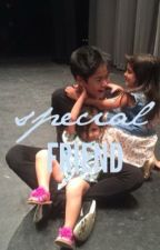 special friend || Sean Lew by baeancuh