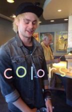 Colors/Michael Clifford  by catchfiremikey