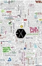 EXO  SONG LYRICS by kyungsoochan