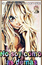 No Soy Como Las Demas /nalu/ by lucyxnatsufairytail