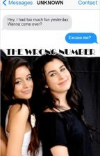 The Wrong Number #wattys2018 by the1997assbello