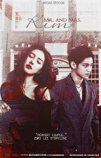 Mr. and Mrs. KIM by xxzmxx_lee