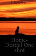 Home- Destiel One shot by BabyLittleBoo