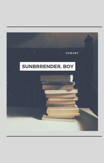 Surrender, Boy! → KaiSoo/KaiDo