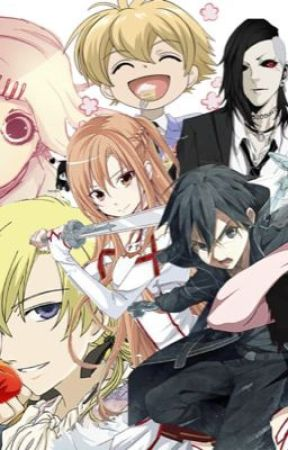 Anime Puns/Jokes/Ships/Facts/GIFS by xxZeKExx