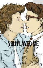 You Played Me (A Larcel/ Larry Stylinson AU Fanfiction.) by 666skyler