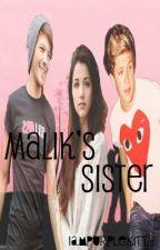 Malik's Sister (One Direction Fanfic) by IAmPurpleKitty