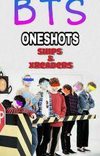 BTS x Reader One-Shots by heartbelongstoyoongi