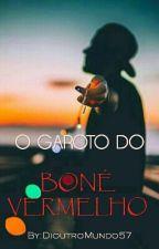 O Garoto Do Boné Vermelho by NKannopus