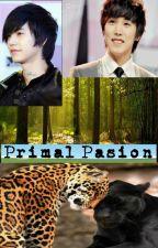 Primal Pasión KyuMin (Adaptación) by ghoticmoon