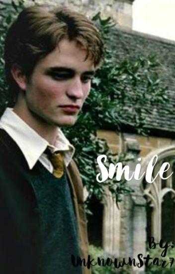 Smile - Cedric Diggory - HP