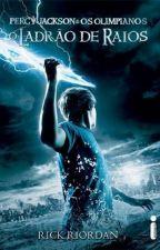 Percy Jackson e o ladrão de raios by taiga_choki