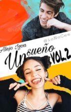 Alejo igoa un sueño vol.2 (Alejo Igoa y vos)  by ioNoCee