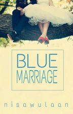 Blue Marriage by ultralolita