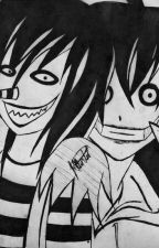 Jeff the Killer x Laughing Jack by virgil-sanders